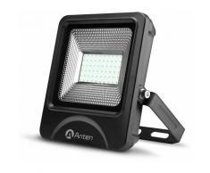 Anten 50W Spot LED Éclairage Porjecteur LED IP65 Étanche Ultra-Mince Lampe à Leds pour Intérieur et