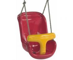 Siège balançoire pour bébé (en 2 parties) pour aire de jeux, portique balançoire & cabane enfant