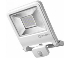 LEDVANCE Projecteur LED d'extérieure pour mur, ENDURA® FLOOD Sensor blanc chaud / 50 W, 220…240 V,