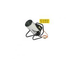 Sovelor - Chauffage air pulsé mobile gaz propane allumage manuel châssis orientable Puissance élec.
