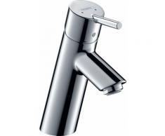 Hansgrohe Talis mitigeur monocommande de lavabo 80, sans vidage escamotable, saillie 108mm