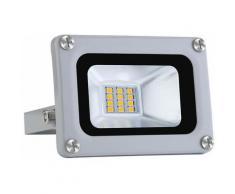 1 PCS 10W Projecteur LED SMD Lampe Extérieure Blanc Froid LLDUK-D4NPT10W220V