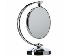 Five - Miroir pivotant de salle de bain suspendu