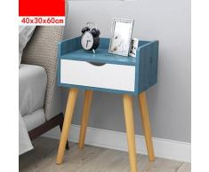 Dontodent - Casier simple moderne simple nordique 40 * 30 * 60cm.