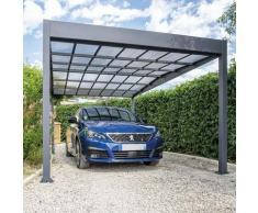 Carport aluminium Trigano - LIBECCIO - 16 m²
