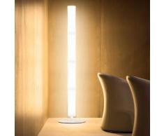 Lampadaire blanc design BT 04 LUMEN CENTER ITALIA - Blanc