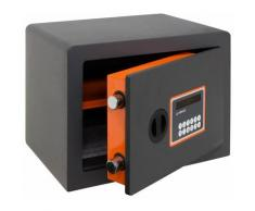Arregui Plus C 180120 Coffre-fort Haute sécurité à poser, 10+3 mm, ouverture à code électronique,