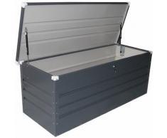 Trigano - Coffre de jardin en métal 700 L