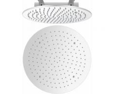 Pommeau de douche encastrable plafond Ø 40cm