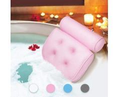 Coussin de bain 38 x 36 x 8,5 cm rose - Triomphe