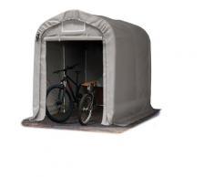Tente-garage carport 1,6 x 2,4 m d'élevage abri agricole tente de stockage bâche env. 550g/m²