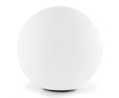 Lightcraft Shineball S Boule lumineuse de jardin 20cm Blanc
