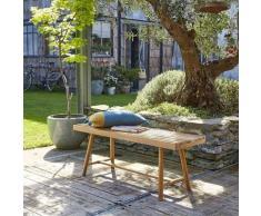 Banc de jardin en bois de teck 120