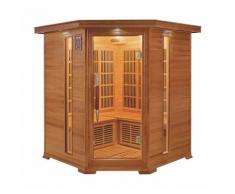 Sauna LUXE 3/4 places