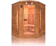 Sauna infrarouge Spectra - Nombre de places: 3 places