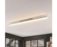 LED Plafonnier à intensité variable 'Blaan' en métal pour salon & salle à manger