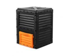 Composteur pour jardin FX-KOMP300 - capacité de 300 litres - Fuxtec