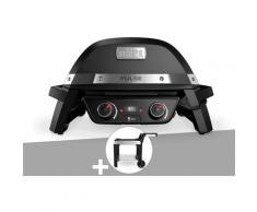 Barbecue électrique Pulse 2000 + Chariot - Weber