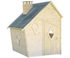 Soulet - Maisonnette destructurée en bois pour enfants - Wanda