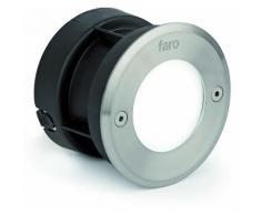 LED-18 - Lampe encastrable au mur et sol noir mat de - Faro