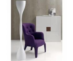Lampadaire design Alterro 175x30 par Zendart Sélection - Blanc - Intérieur