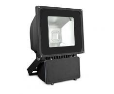 Projecteur Led 80W (720W) IP65 RGB 16 couleurs avec télécommande