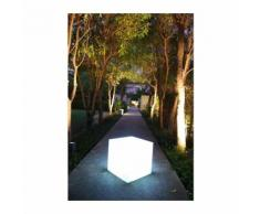 LUMISKY Cube lumineux 40cm - Blanche