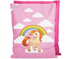 Coussin enfant Little Big Bag unicorn