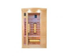 Infrarouge APOLLON - 2 Places - France sauna