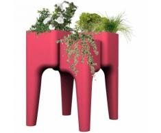 Jardinière design Kiga M Fraise