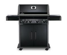 Barbecue à gaz Rogue 525 SB noir 4 brûleurs + 1 réchaud latéral - Napoleon