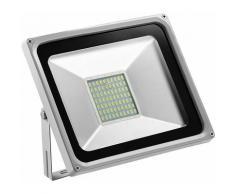 Hommoo - 20 PCS Lampe d'extérieur LED 50W Projecteur SMD Blanc froid LLDUK-D4NPT50W220VX20