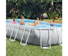 Intex Ensemble de piscine ovale Prism Frame 503x274x122 cm 26796GN