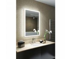 Miroir de Salle de Bain Leana Rasoir à Cadre LED avec Anti-buée & Capteur k841iv