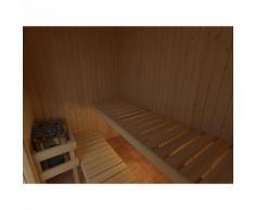 Sauna Freyja 2,4 m²