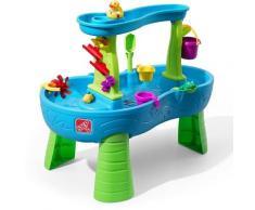 Rain Showers Splash Table d'eau avec 13 accessoires | Table de jeu enfant a eau | Table d'activité