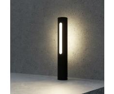 Lucande - LED Borne Eclairage Exterieur 'Tomas' en aluminium