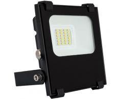 Projecteur LED 10W 135 lm/W HE PRO Blanc Chaud 2800K - 3200K - Blanc Chaud 2800K - 3200K