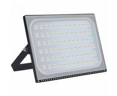 Hommoo - 9 PCS 500W LED Lampe d'extérieur Projecteur seul SMD Blanc chaud LLDUK-D6NPT500WB220VX9