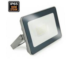 Projecteur LED 100W ProLine 2700K Haute Luminosité