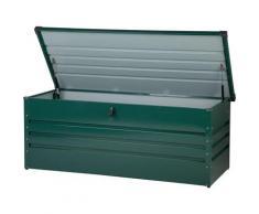 Beliani - Coffre de rangement vert 165 x 70 cm CEBROSA