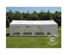 Tente de réception Original 4x8m PVC, Blanc