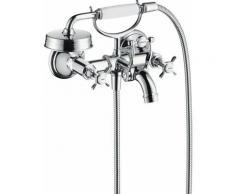 Hansgrohe Axor Montreux Mitigeur bain à 2 poignées pour montage apparent - 16540000