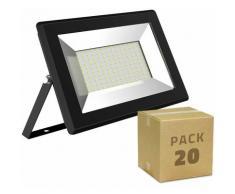 Pack Projecteur LED Solid 30W (20un) Blanc Chaud 3000K - Blanc Chaud 3000K
