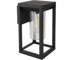 Applique d'extérieur cadre de projecteur de jardin Lampe ALU Lampe de lecture FILAMENT dans un