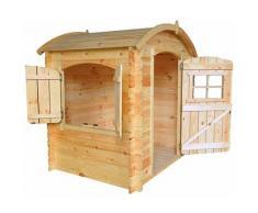 Maisonnette en Bois Outdoor Toys Bambi - 146x112x145 cm - 1,63 m²