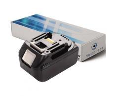 Visiodirect - Batterie pour Makita DCM500Z machine à café 3000mAh 18V