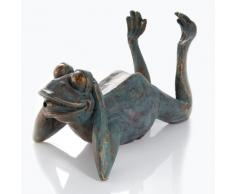 Esotec - Figurine de gargouille grenouille jardin d?eau décoration figurine de bassin 100731