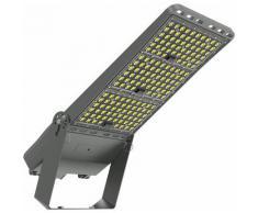 Projecteur LED Premium Symétrique 300W Mean Well ELG Dimmable Dali 85ºx135º - 85ºx135º