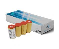 Visiodirect - Batterie pour Karcher k85 4.8V 2000mAh Balai électrique